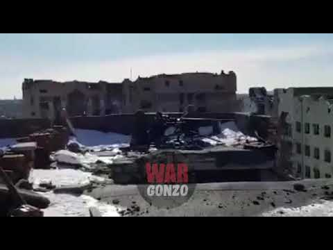 WarGonzo опубликовал видео испытаний Снайперской винтовки «Сепаратист», производимой в Донецке