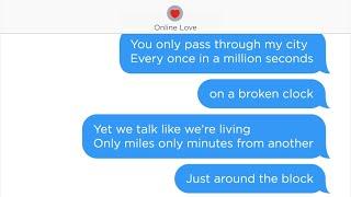 Conan Gray - (Online Love) (Lyric Video)