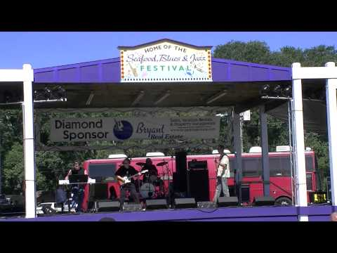 Danny Cowan Band - In Line For Your Love - 10/9/10