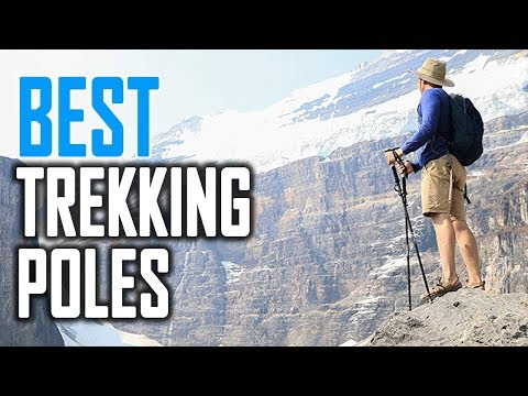 Best Trekking Poles Of 2018