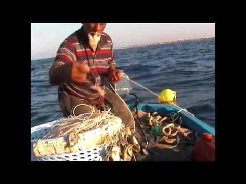 Picnic che pesca in Kemer la Turchia