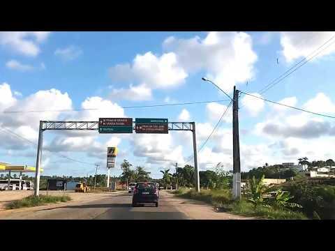 Chegando em Barreiros - Pernambuco