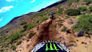 Taylor Robert GoPro - Chasing Destry Abbott through the Arizona desert