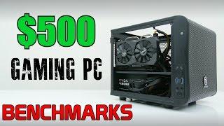 $500 Budget Gaming PC | October 2016