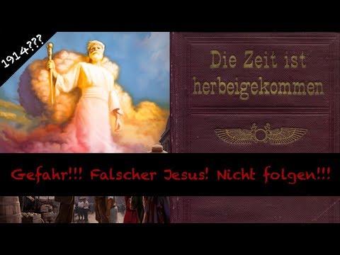 Hat Jesus 1914 angefangen als König zu regieren? - Irrlehren Teil 2