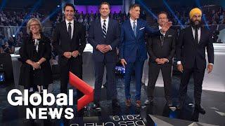 Canada Election: Leaders' Debate Post Show