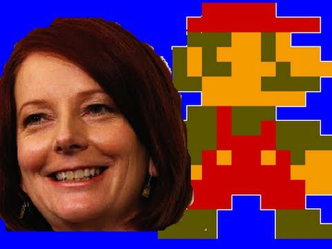 The NBN Is Like… Super Mario Bros?