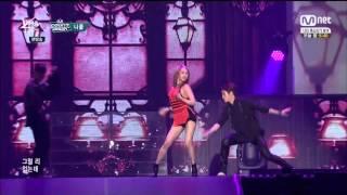 [1080p] 150423 Nicole - MAMA @ M! Countdown