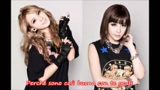 [ Sub Ita ] 2NE1( 투애니원 ) - Good To You ( 착한 여자 )