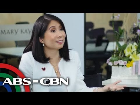 [ABS-CBN]  Mary Kay's Sobee Dueñas-Choa defines what it means to be a 'boss' | ANC