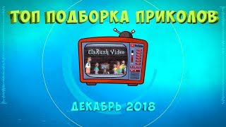 Подборка приколов Декабрь 2018