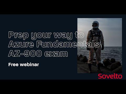 How to pass the Microsoft Azure Fundamentals AZ-900 certification ...