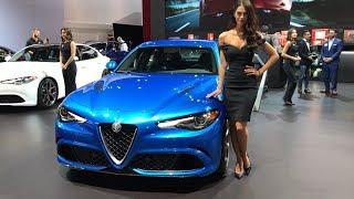 LA Auto Show 2017 in 4K  2018 and 2019 models