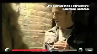Нина Добрев и Йен Сомерхолдер, The Vampire diaries 2.10 Sacrifice Webclip 2 (RUS Subs)