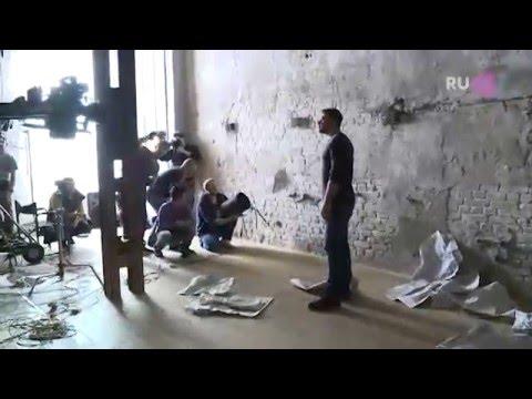 "Съемки клипа EMIN'a  на песню ""Давай найдем друг друга"" в программе RUновости"
