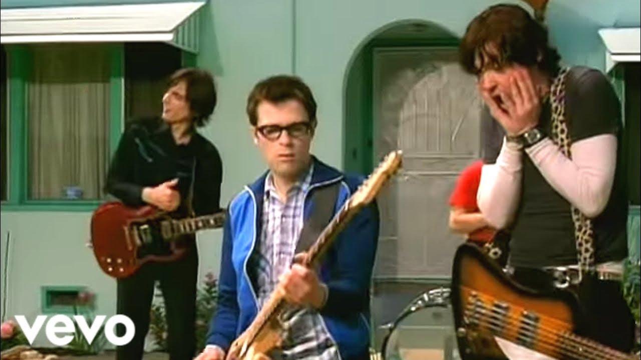 "Weezer ""Island in the Sun"""