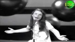 ESC 1970 12 - Ireland - Dana - All Kinds Of Everything