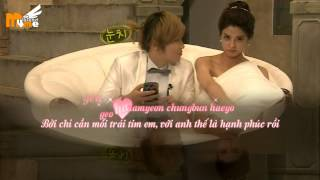 [FMV][Vietsub.Kara] The Two Of Us - Hong Ki ft Fujii Mina [We Got Married Global OST]
