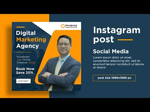 Social Media Banner Design for Digital Marketing Agency   Instagram post design
