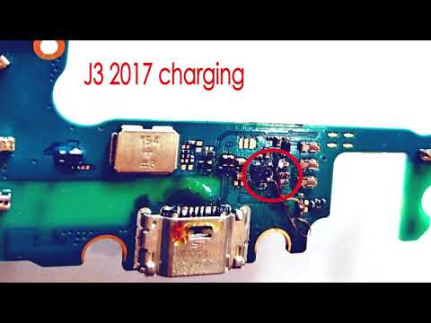 Download Samsung J3 6 Battery Temperature High Not Charging Video