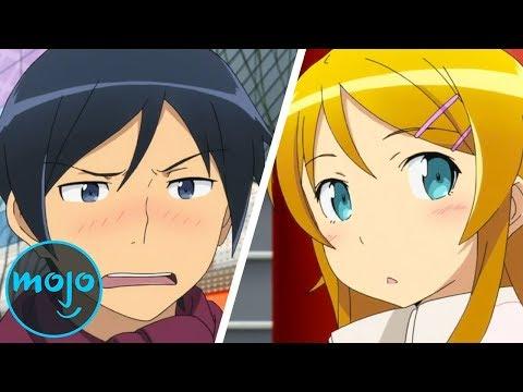 Top 10 Grossest Anime Relationships (Ft. Todd Haberkorn)