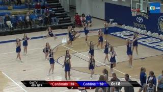 Varsity Basketball vs Farmington