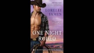 One Night Rod (Blacktop Cowboys ) Audiobook