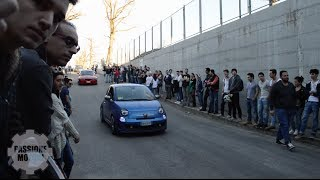preview picture of video 'Monza TUNNEL SOUND Round Italia 16/03/2014'