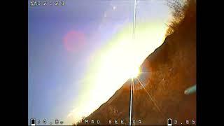 Fpv test fligh new spot, drone 1, 5.3.2020