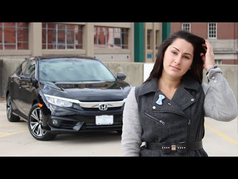 2016 Honda Civic EX-L Review and Test Drive   Herb Chambers