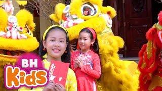 Nhạc Chúc Tết Cho Bé - Nhạc Thiếu Nhi Vui Nhộn Hay Nhất Đón Tết 2019