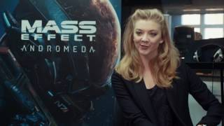 Mass Effect: Andromeda Natalie Dormer as Lexi T'Perro
