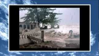 HEAVY WEATHER - DIANA ROSS -VIEWS OF HURRICANE SANDY - A VIDEO BY LEE ARBOREEN