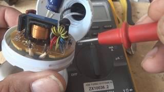 CFL lamp repair Urdu Hindi