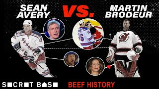 "The NHL beef that involved an affair, ""sloppy seconds,"" and fat jokes 