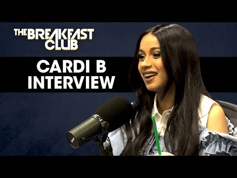 Cardi B Opens Up About Her Pregnancy & Why She Kept It Hidden
