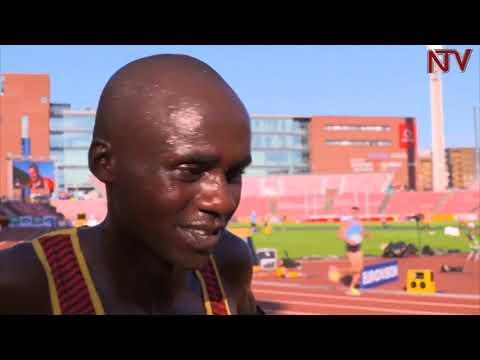 Uganda's Jacob Kiplimo settles for Silver in world Under-20 10,000m title