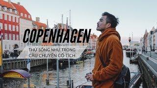 preview picture of video 'Một ngày ở COPENHAGEN, Đan Mạch - Venturology Travel Blog by Lý Thành Cơ'