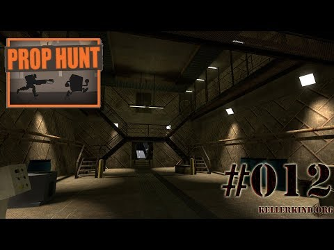 Eine Shiny Karte ★ #12 ★ Let's Play Garry's Mod: Prop Hunt [HD|60FPS]