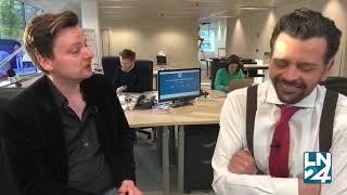 Élections 2019 : François De Smet était L'invité De LN24