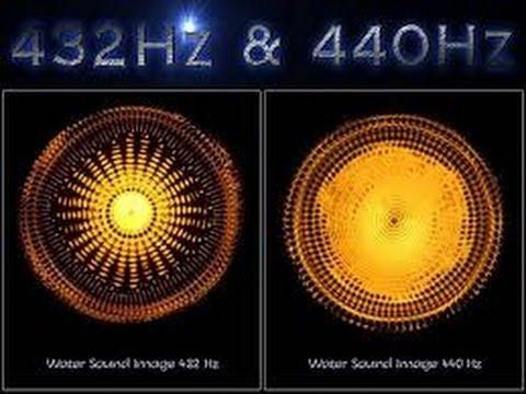 ¿432hz a 440hz? la conspiración de este cambio