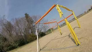 2020 3 1 Drone racer Tsukuba FPV freestyle