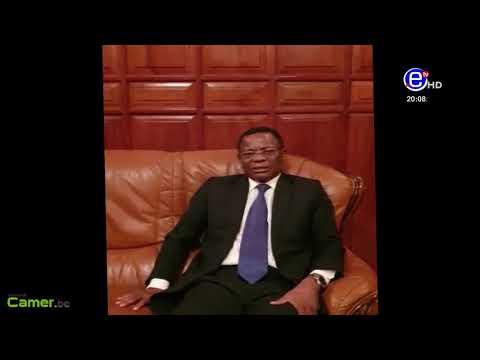 Réaction de Maurice KAMTO depuis sa résidence surveillée
