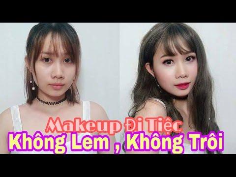 Makeup - Trang Điểm Đi Tiệc Không Lem, Không Trôi   Yêu Làm Đẹp