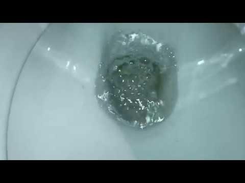 Urinstein in der Toilette entfernen mit Zitronensäure (Citronensäure) und Backpulver Anleitung