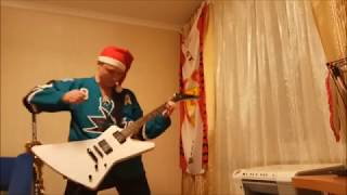 The Tractors - Rockin This Christmas - cover