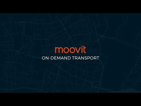 Moovit & SpotHero für MaaS