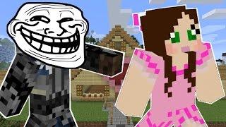 Minecraft: TROLLING JEN! - Custom Command