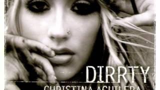 Christina Aguilera Dirrty Audio