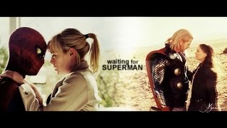 waiting for superman (for my 12000+ subs)